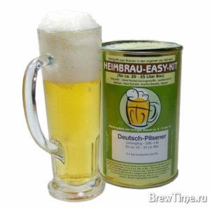 Солодовый экстракт Brau-Partner Deutsch Pilsener 1,5 кг.