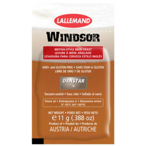 Дрожжи Lallemand Windsor