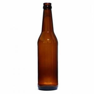 Пивная бутылка Лонг Нэк 0.5 л коричневая